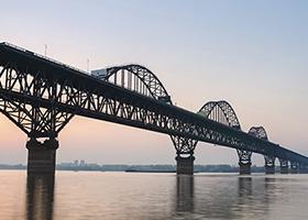 Image of a bridge crossing water