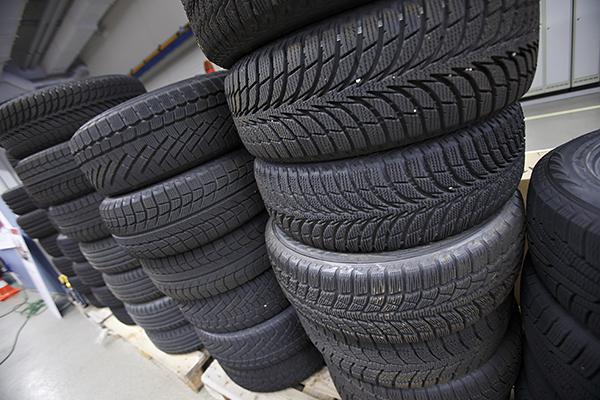 test tyres winter