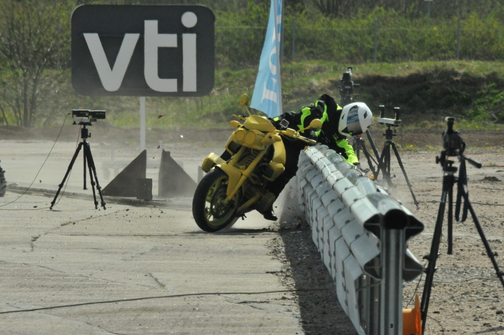 Test of guardrail