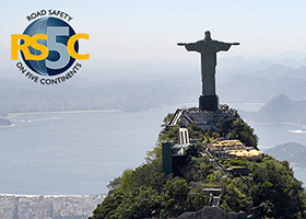 Road safety on five continents conference in Rio de Janeiro 2016