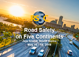 Road Safety on Five Continents