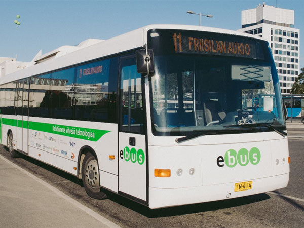 electrical bus prototype