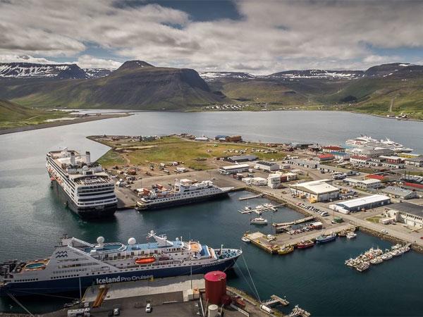 Adaptive port planning