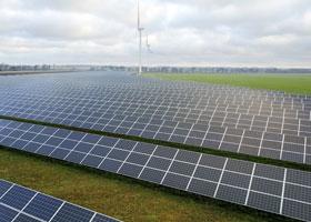 Solar energy is a kind of renewable energy