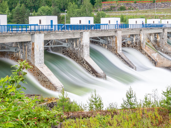 Hydropower is a kind of renewable energy